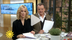 TV4 Nyhetsmorgon 2017-12-14